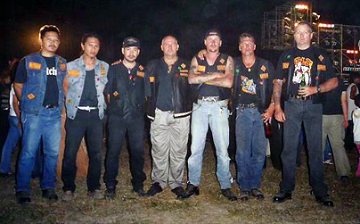 Diablos motorcycle club denies connection to alleged ... |Diablos Motorcycle Club Mentone